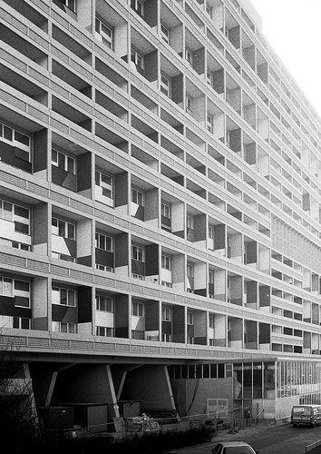 Berlin 1957, Le Corbusier