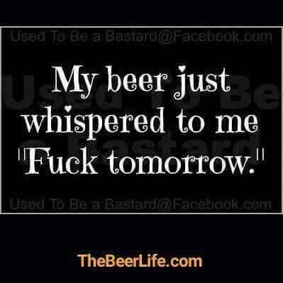 It is what it is #beerquotes