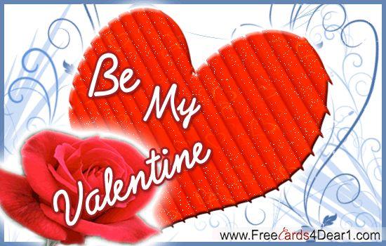 happy valentines my dear husband