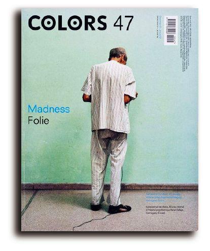 Fernando Gutiérrez – Colors Magazine #47: Madness