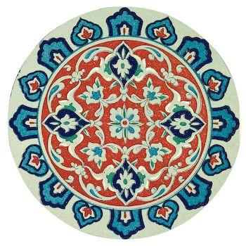 Ceramic Circle Series No 4
