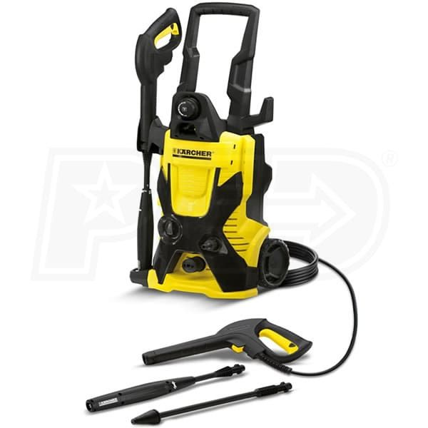 Model K4. Karcher 1900 PSI (Electric - Cold Water) Pressure Washer. Shop Factory Direct Prices at Pressure Washers Direct.