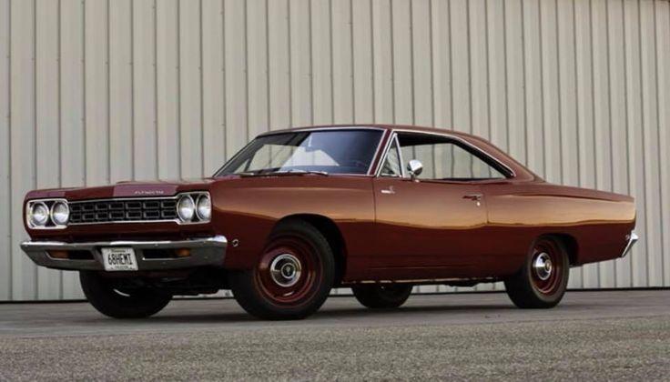 68 Plymouth HEMI Roadrunner