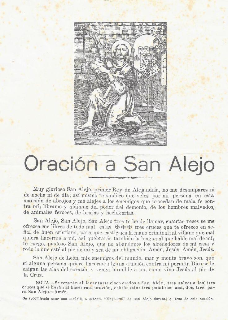 Saint Alex Prayer