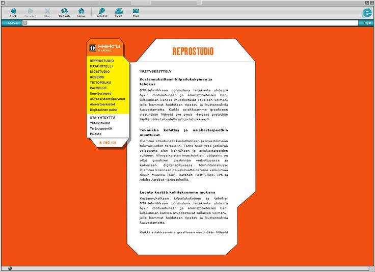 HEKU B2B: www.heku.fi | Saittiuudistuksen tehtävä oli vakuuttaa potentiaalinen asiakas Hekun palveluiden käytön kätevyydestä.  #SamiTossavainen #Mainostoimisto #Markkinointitoimisto #B2B #Mainos #Digitaalinenmarkkinointi #Printtimainos #Integroitumarkkinointi #Verkkopalvelu
