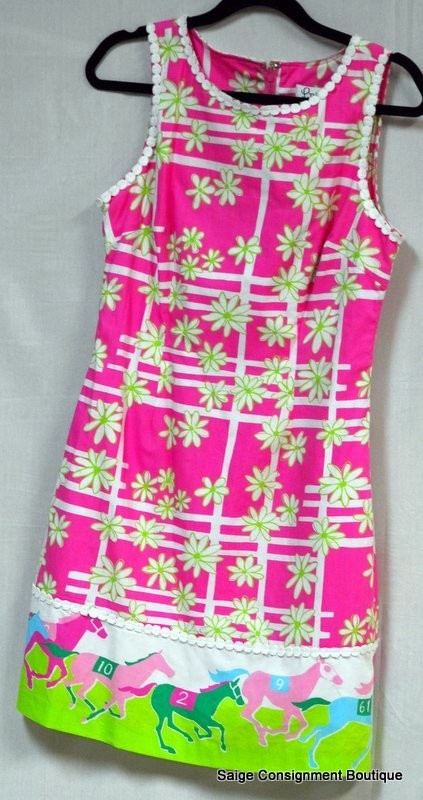I must have this dress...On the hunt! LILLY PULITZER Saige Consignment Boutique Greenville SC