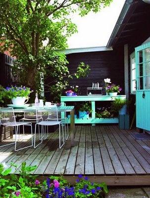 17 Best images about Trädgård on Pinterest   Gardens, Deck pergola ...