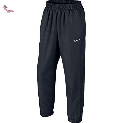 Nike - Pantalon de survêtement - Homme - Noir (Obsidian/Obsidian/White) - Large - Chaussures nike (*Partner-Link)