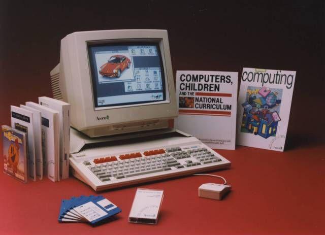 acorn computers logo - Google Search