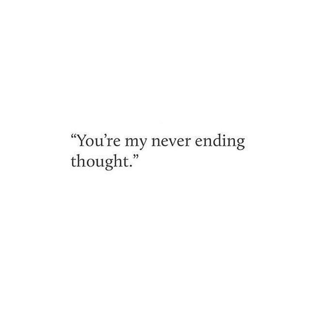 ✖️Du bist jede einzelne Sekunde in meinen Gedanken✖️