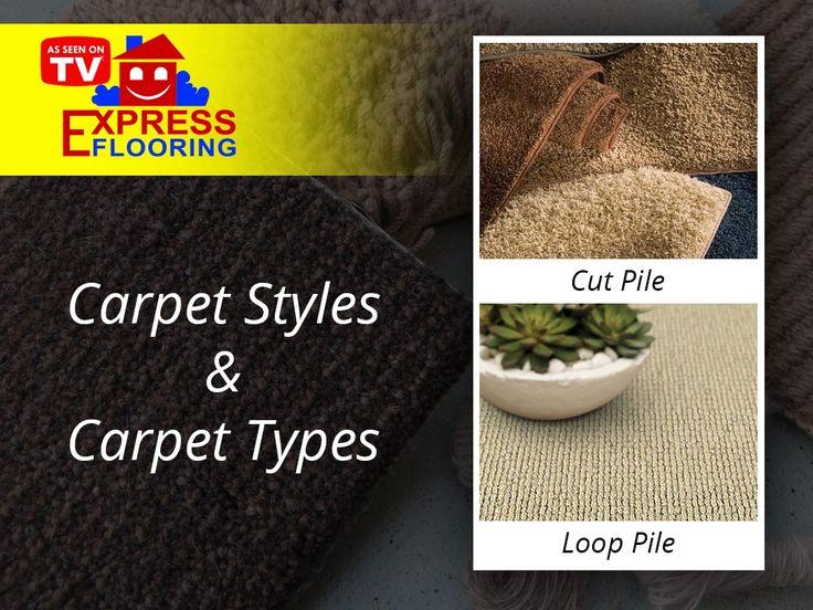 Carpet Styles. What is a Carpet – Carpet Types Explained