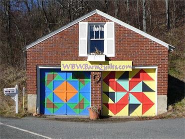 """""""Garage Quilt Blocks"""""""
