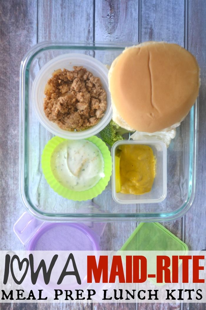 Healthier Iowa Maid Rite Lunch Kits & A Scheels Gift Card Giveaway -Make The Best of Everything