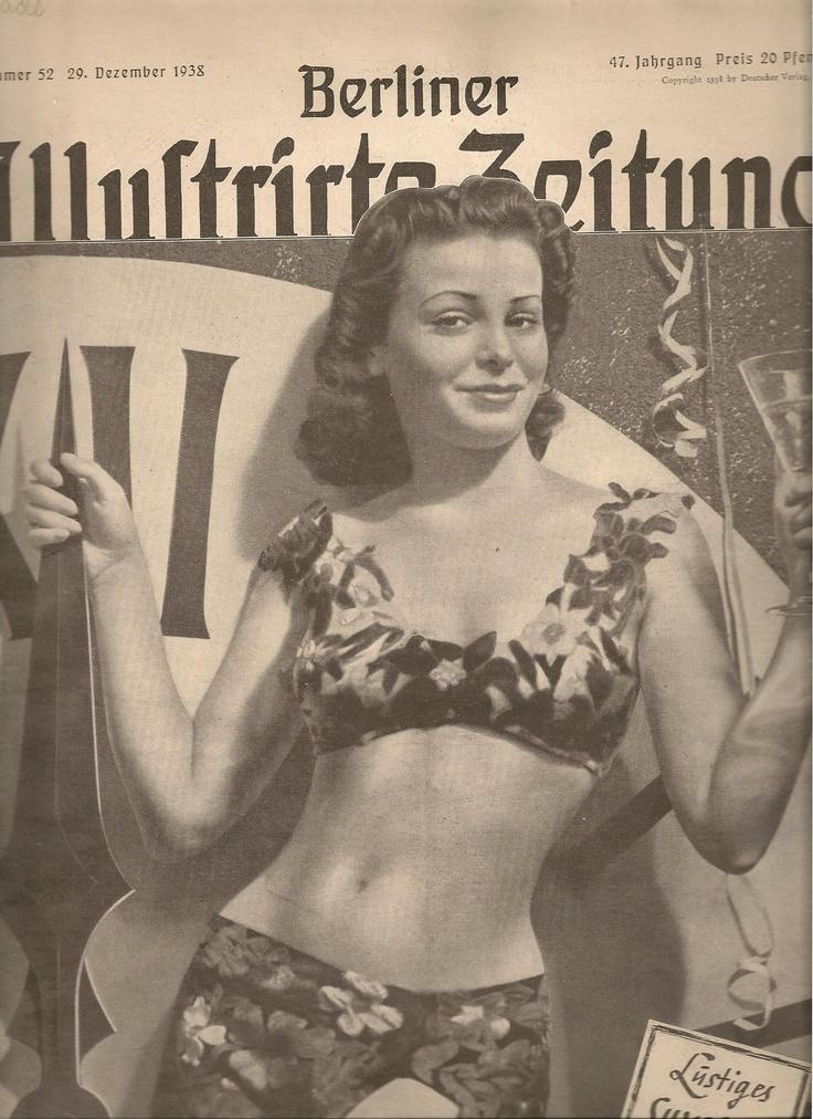 Berliner Illustrierte Zeitung , 1938