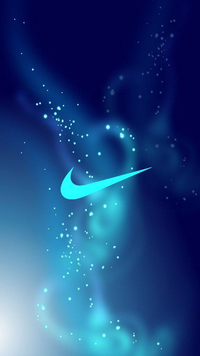 big sale 160ac 545fe Blue And White Nike Wallpaper - larmoric.com