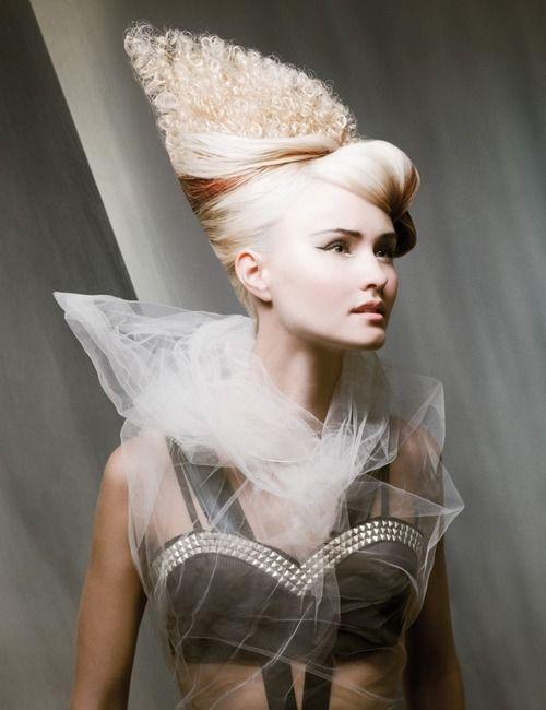 Avant-garde #hair