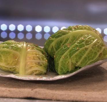 17 meilleures id es propos de chou vert sur pinterest recette des l gumes verts et recettes. Black Bedroom Furniture Sets. Home Design Ideas