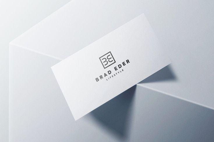 Logo Mockup Business Card Business Card Mock Up Branding Mockups Logo Mockup