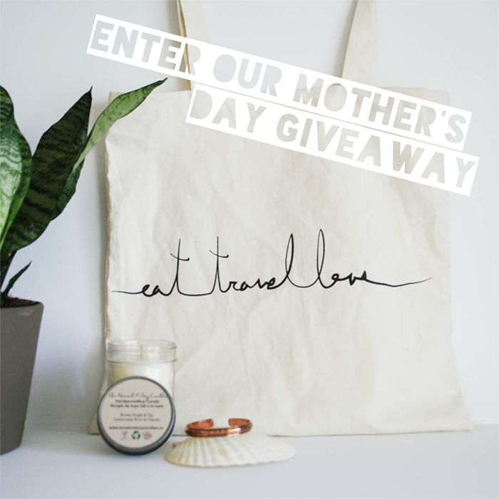Woven By Wander is hosting a Mother's Day 2016 Giveaway. Win a prize including fair trade tote bag, copper bracelet and soy candle. Contest ends April 30th 2016