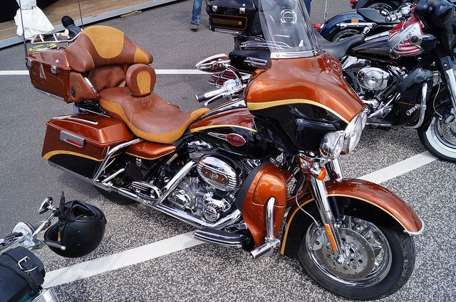 #HarleyDays in #Hamburg #Germany in 2013