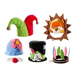 Ikea Kids Hat Collection $3.99 - My little hat lover will obsess over these!