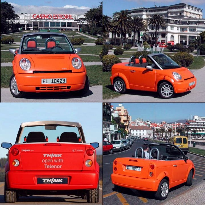 17 Best Images About Electric Cars From The Past! On