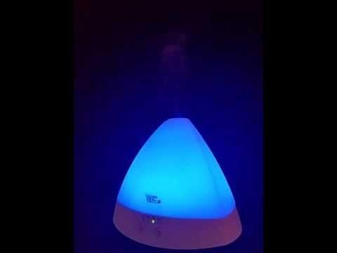 Piramide diffusore di aromi - Diffusori ad ultrasuoni