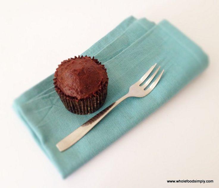 Chocolate on Chocolate Muffins