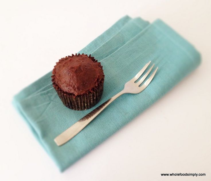 Chocolate on Chocolate Muffins