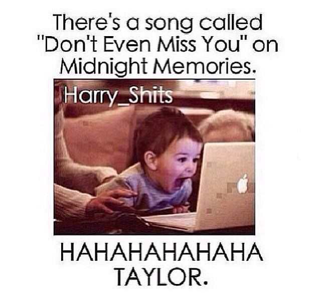 I'm sorry swifties, I have to admit this is a slight bit funny.