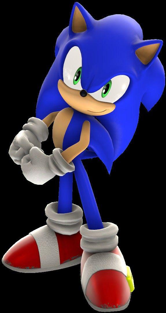 Sonic Adventure Dx Pose
