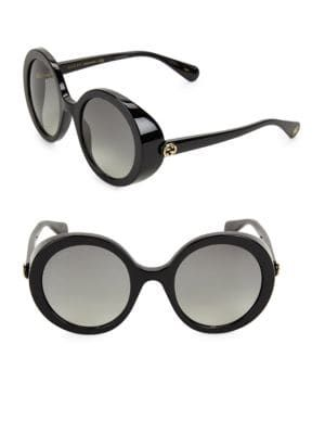 75613a3d6c Gucci - 52MM Round Sunglasses
