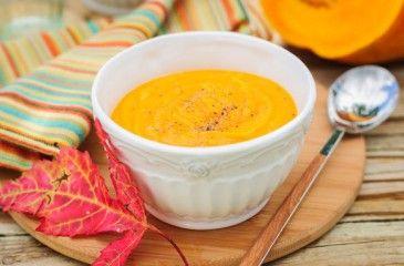 Крем-суп из тыквы со сливками в мультиварке и на плите. Рецепты тыквенных крем-супов с фото