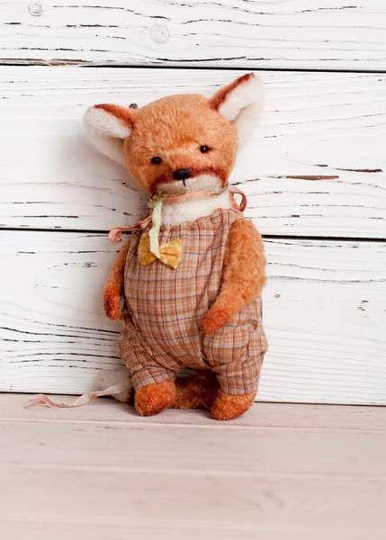Fox Peter By Arkhipova Irina - Bear Pile