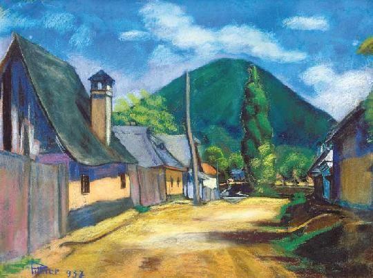 Házak a Kereszthegy lábánál, 1937: 13. aukció (2003. tavasz) 204.tétel