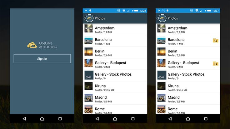 The best alternative OneDrive client for Android with offline support, and with autosync support. The alternative OneDrive app for Android by Andev.