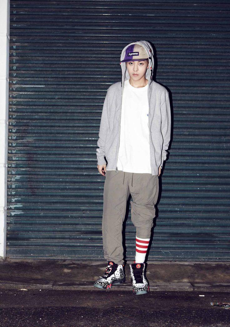 EXO XOXO: 1st. Album Repackage (2013.08.05) EXO's Xiu Min