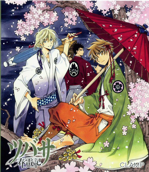 74 Best Tsubasa World Chronicles CLAMP Images On Pinterest