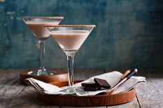 Schokolikör selber machen DIY - homemade chocolate liqueur