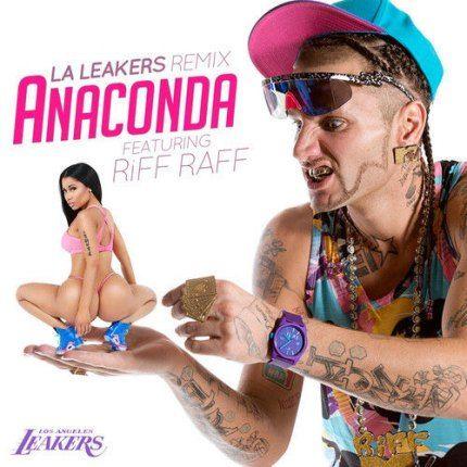 Nicki Minaj Ft. Riff Raff – Anaconda (Remix)