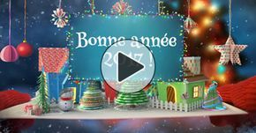 Cartes de voeux gratuites - Joliecarte.com