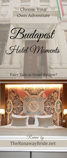 Budapest Hotel Moments, a review by therunawaybride.net, for those looking for the best place to stay in Budapest!