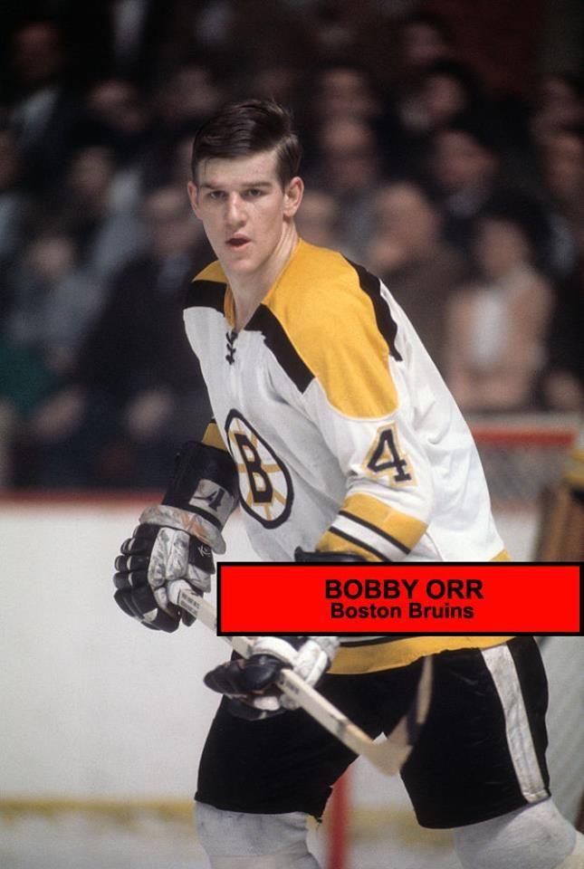 #4 Bobby Orr