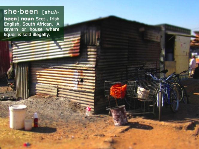 real shebeen