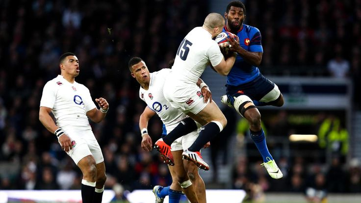 England Vs France Six Nations 2015