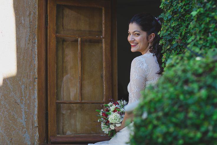 Casamento intimista na Serra da Cantareira – Virgínia