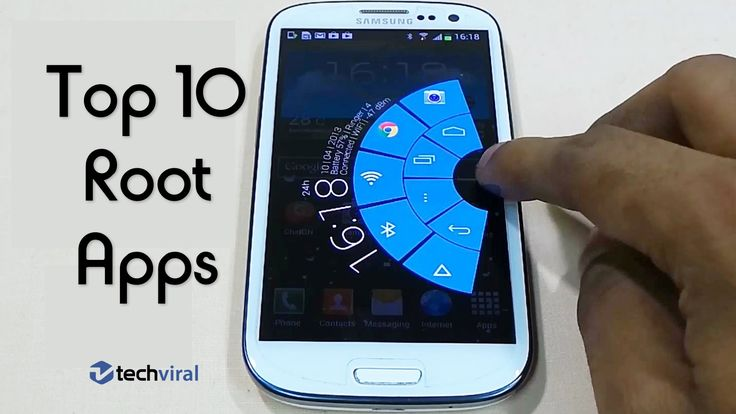 Top 10 Best Root Apps 2016 for Android : If you are searching for the best root apps for your phone then you have come to the right place
