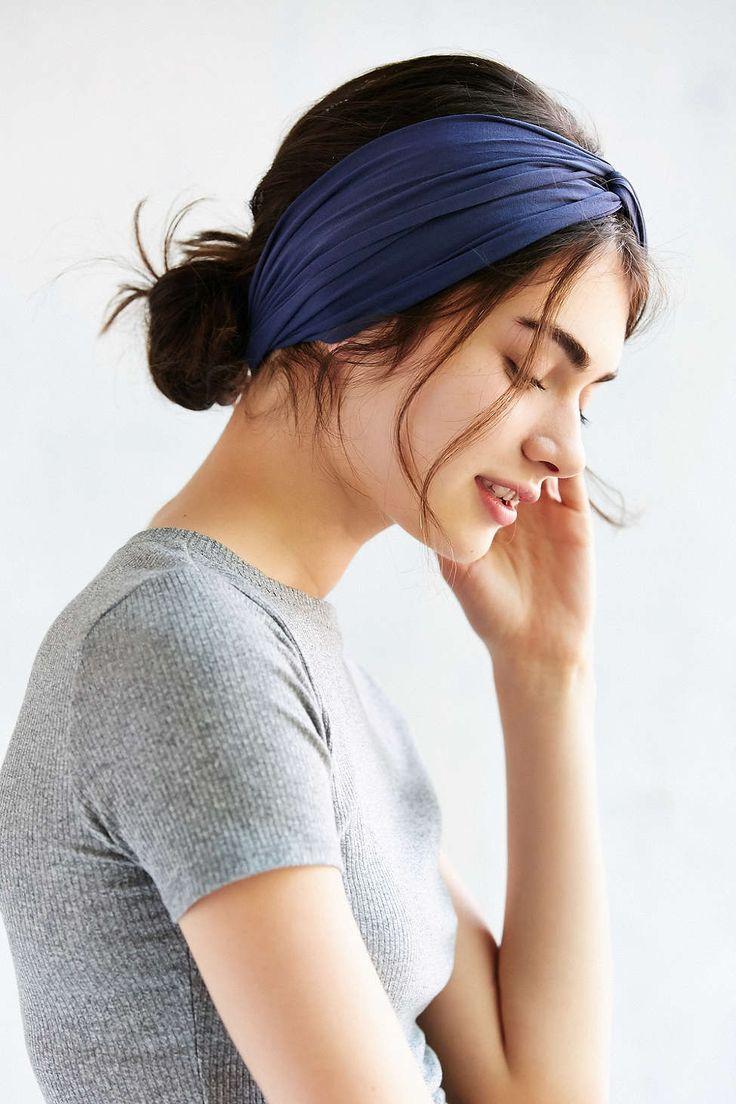 Crisscross Bella Headwrap - Urban Outfitters