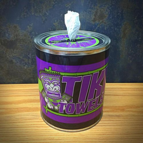 Tiki-Towels-Basic-Countertop-Dispenser-New-Lower-Price