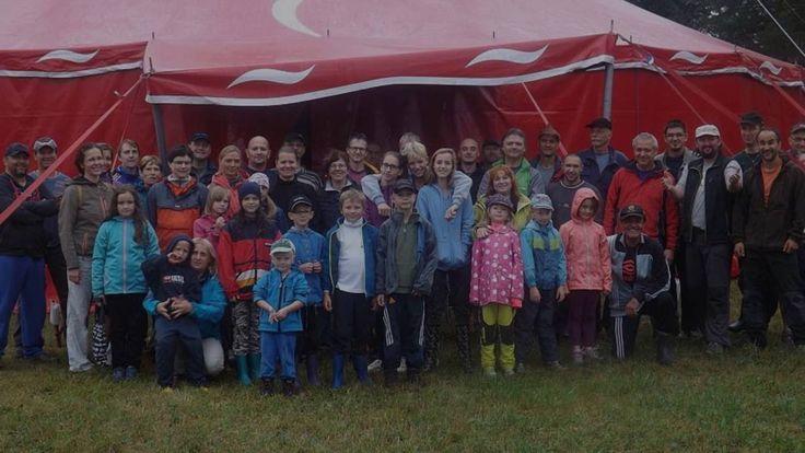 Cirkus Kulička pod vedením Cirkusu Happy Kids - den první